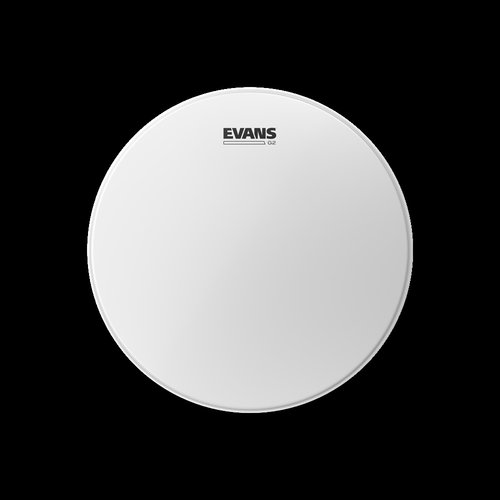"Evans 12"" G2 Coated Batter Head"
