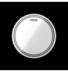 "Evans 13"" EC2 Clear Tom Batter Head"