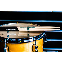 Promark Classic Natural Hickory 7A Wood Tip Drum Sticks