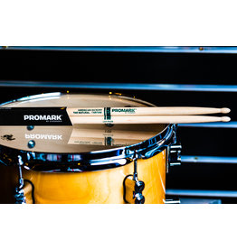 Promark Promark Classic Natural Hickory 7A Wood Tip Drum Sticks