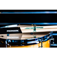 Promark Classic Natural Hickory 5B Nylon Tip Drum Sticks