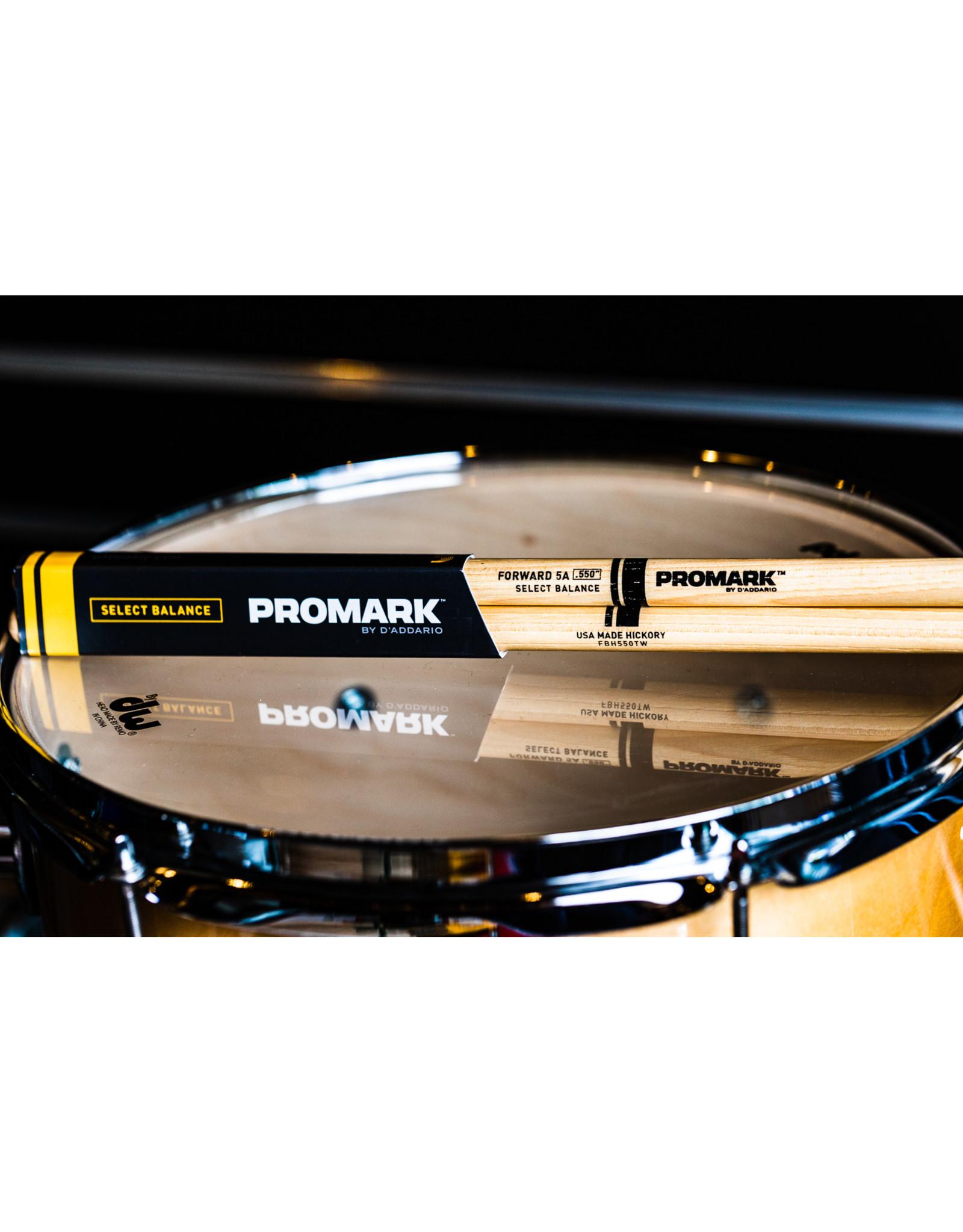 "Promark Promark Forward Balance .550"" TD Wood Drum Sticks"