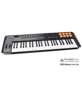 M-AUDIO Oxygen 49-Key Bus Powered Keyboard Controller