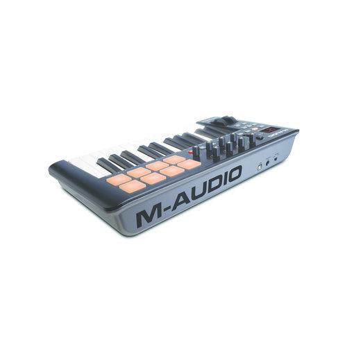 M-AUDIO Oxygen 25-Key Bus Powered Keyboard Controller