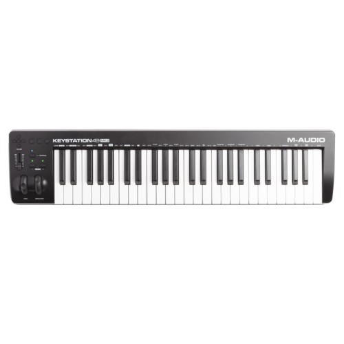 M-AUDIO Keystation 49 MK3 49-Key Midi Controller