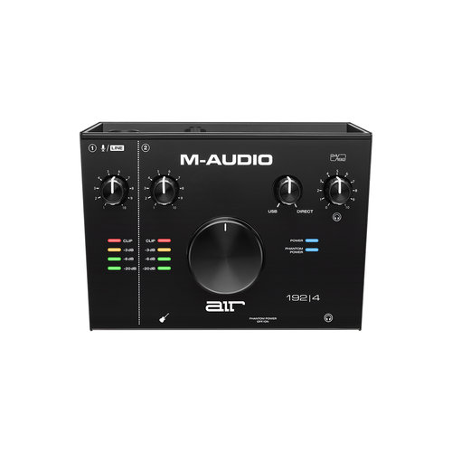 M-AUDIO AIR 192 | 4 USB Audio Interface