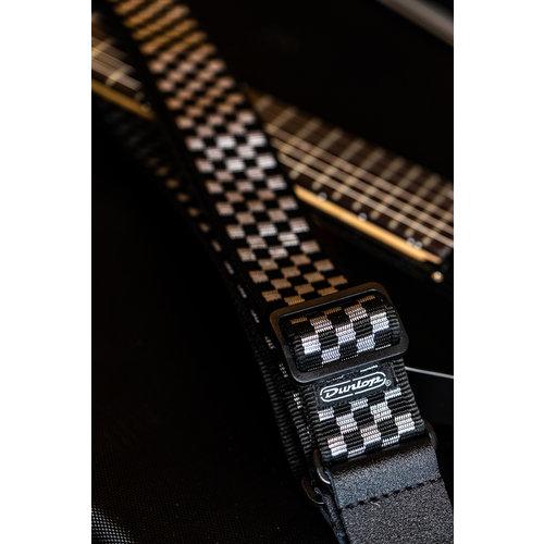 Dunlop STRAP B+W CHECK