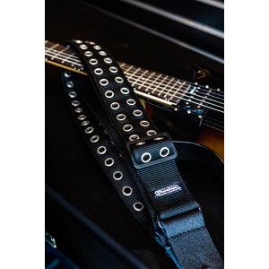 Dunlop Dunlop Guitar Strap - Grommet Black