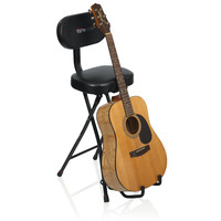 Gator Combination Guitar Stand & Seat