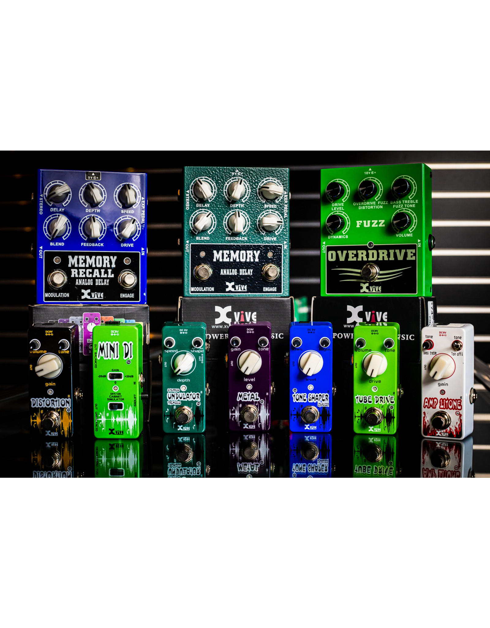 XVive Xvive Overdrive Pedal
