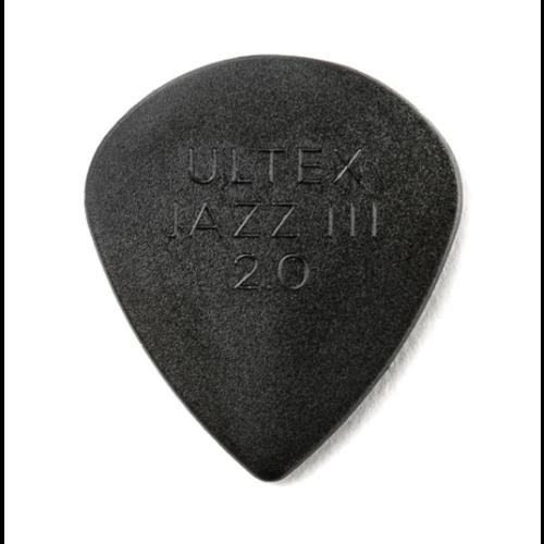 Dunlop Dunlop Ultex Jazz III Pick 2.0