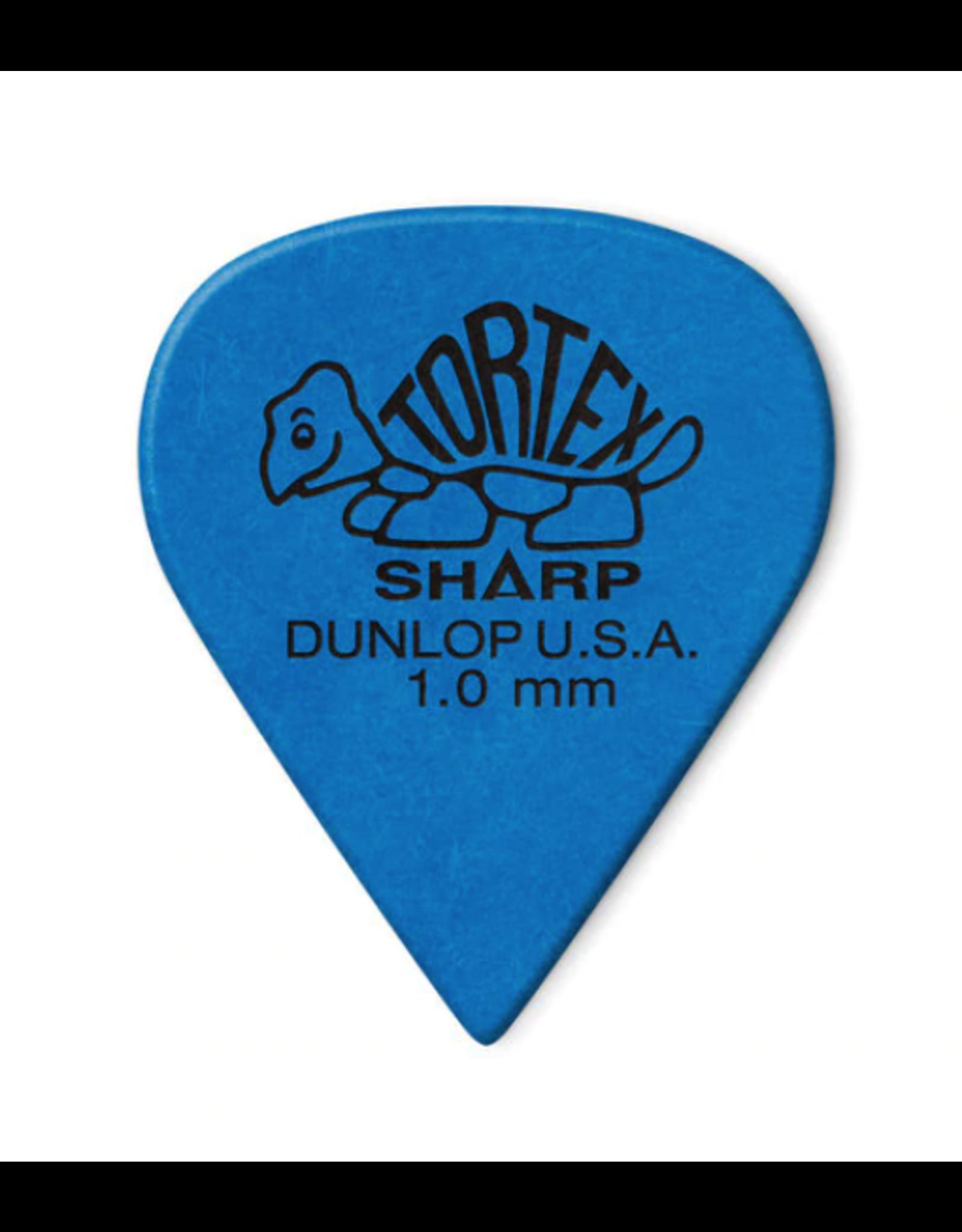 Dunlop Dunlop Tortex Sharp Pick 1.0