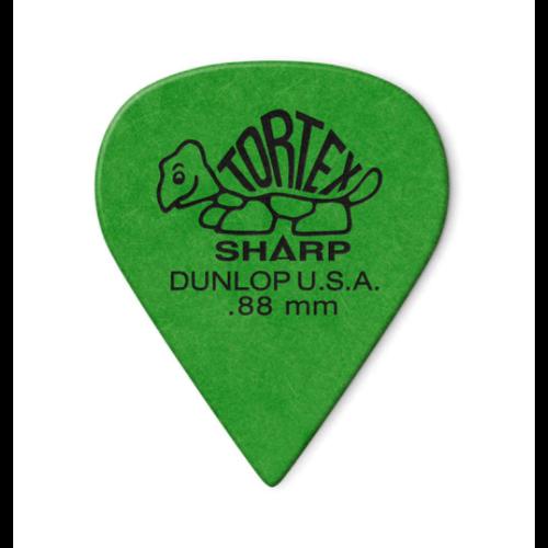 Dunlop Dunlop Tortex Sharp Pick .88