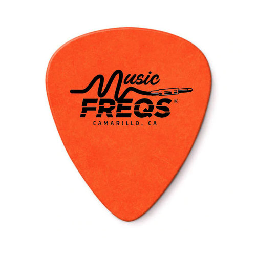 Dunlop Dunlop Custom Music Freqs .60 Tortex Guitar Pick