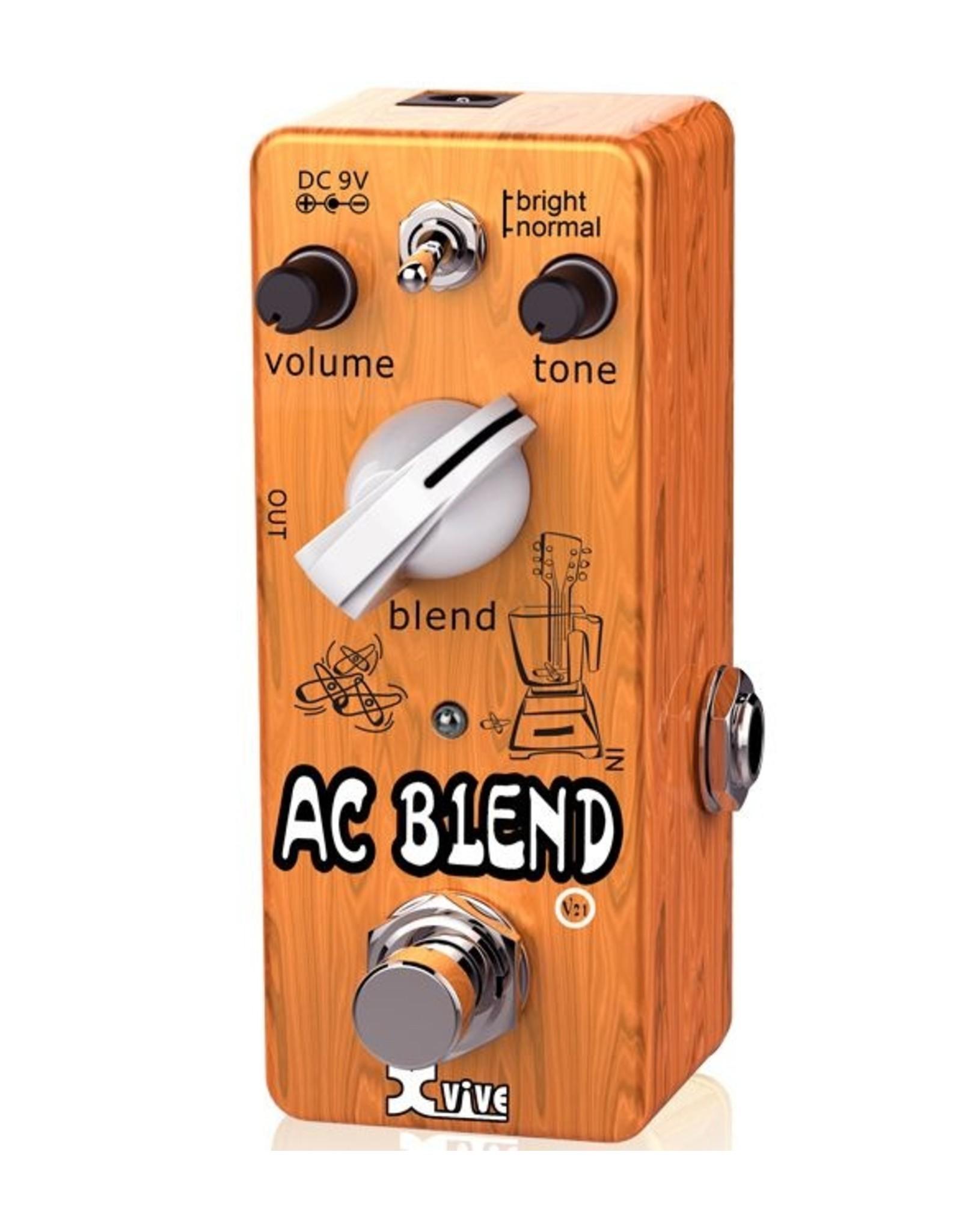 XVive XVive AC Blend
