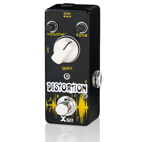 XVive Xvive Distortion Pedal