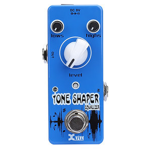XVive Xvive Tone Shaper 2-Band EQ