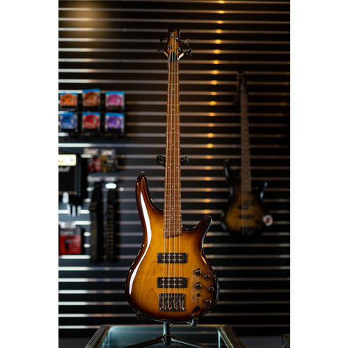 Ibanez Ibanez SR Bass SR370E - Natural Browned Burst