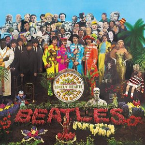 The Beatles- Sgt. Pepper's Vinyl