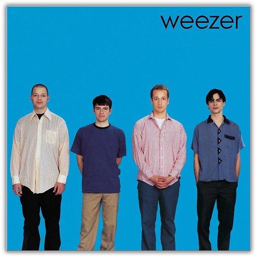 Weezer: Blue Album Vinyl