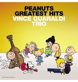 Vince Guaraldi Trio: Peanuts Greatest Vinyl