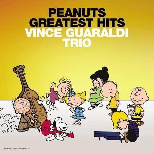 Vince Guaraldi Trio: Peanuts Greatest Vinyl