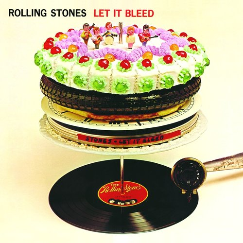 The Rolling Stones- Let it Bleed Vinyl