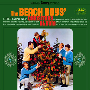The Beach Boys- Beach Boys Christmas Vinyl