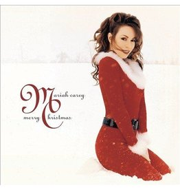 Mariah Carey- Merry Christmas Deluxe Ann. Vinyl