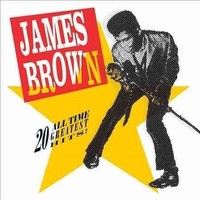 James Brown- 20 All-Time Greatest Vinyl