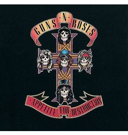 Guns N' Roses- Appetite For Destruction Vinyl