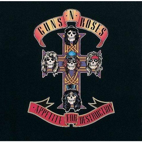 Guns N' Roses- Appetite For Destruction Vinyl