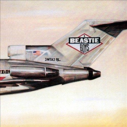 Beastie Boys- Licensed To Ill Vinyl