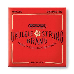 Dunlop Dunlop Ukulele Strings - Soprano
