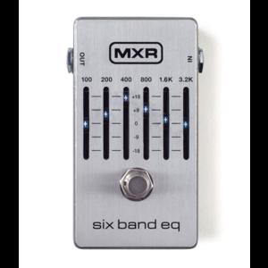 MXR Six Band EQ Pedal
