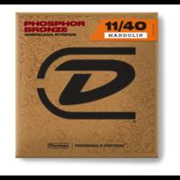 Dunlop Phosphor Bronze Mandolin Strings 11-40