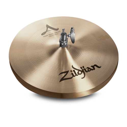 "Zildjian 14"" Zildjian New-Beat Hi-Hats Pair"