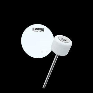 Evans Bass Drum EQ Patch - 2 Pack