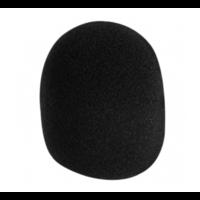 On-Stage Foam Windscreen (Black)