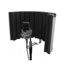On-Stage On-Stage Isolation Shield