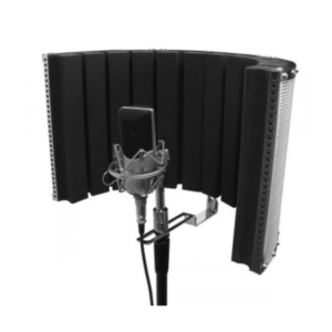 On-Stage Isolation Shield