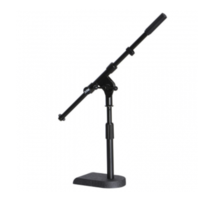 On-Stage Bass Drum/Boom Weighted Microphone Stand