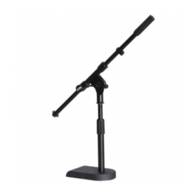 On-Stage On-Stage Bass Drum/Boom Weighted Microphone Stand