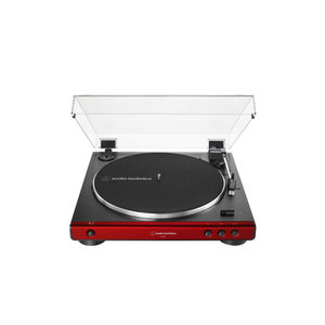 Audio-Technica Audio-Technica Turntable - AT-LP60X-RD