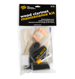 Herco Herco Wood Clarinet Maint Kit