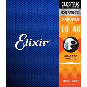 Elixir Elixir Light Electric Guitar Strings .010 - .046