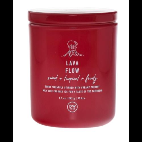 DW Home Lava Flow Candle