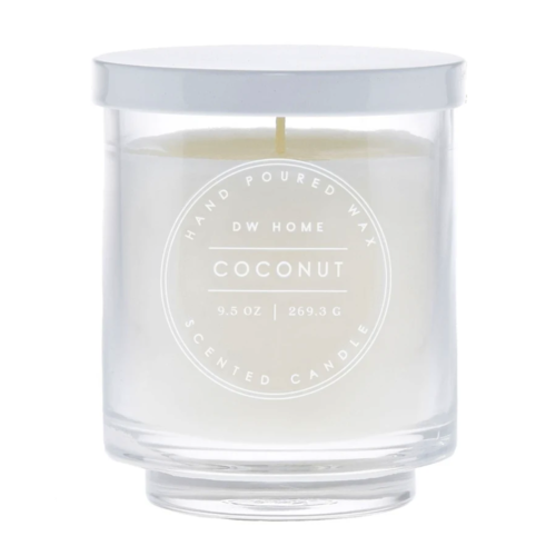 DW Home Coconut Candle