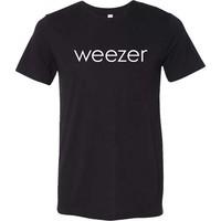 Weezer Logo - T-Shirt