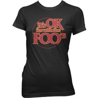 Foo Fighters: I'm With the Foo's (Junior T-Shirt)